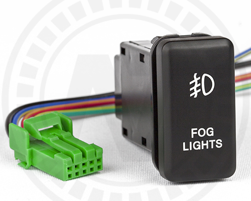 oem fog light switch prospect